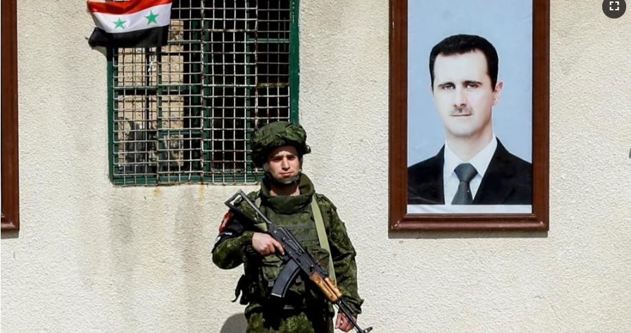 САД со санкциите сакаат да го изгладнат сирискиот народ