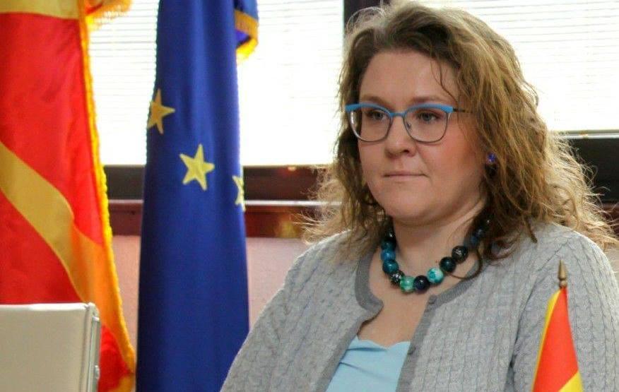 Славјанка Петровска во самоизолација