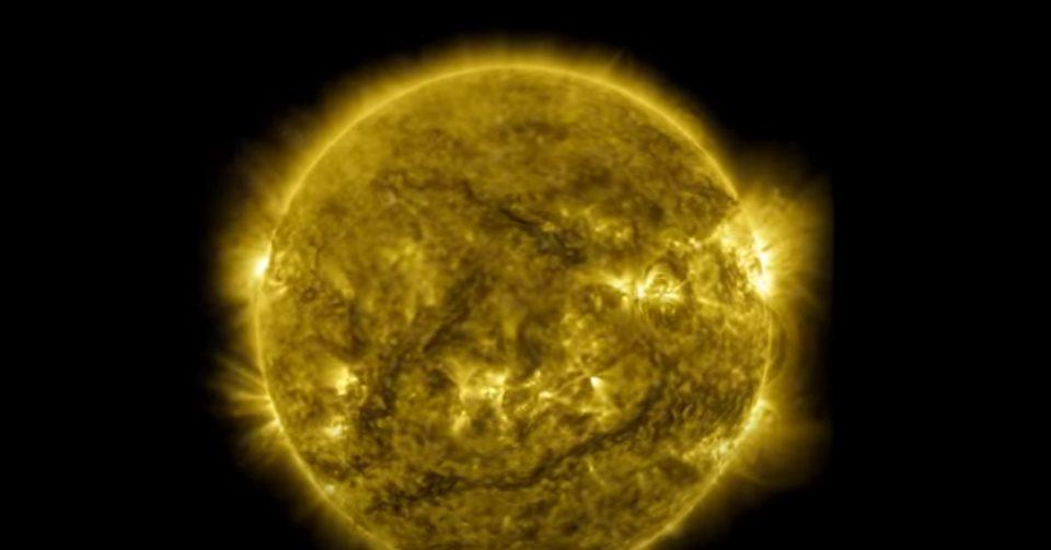 Десет години во еден час: Неверојатна снимка од Сонцето (ВИДЕО)