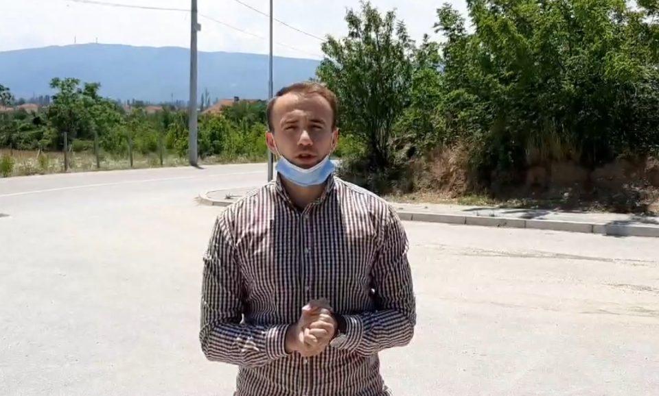 Стојаноски: Се обврзуваме на силна градежна офанзива во Ѓорче Петров
