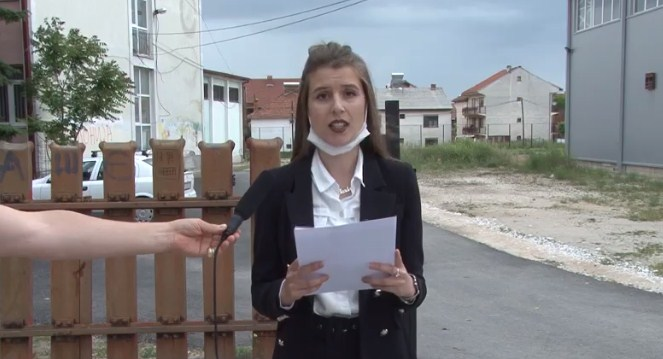 ОК ВМРО-ДПМНЕ Прилеп: Ги преспаа изминатите три години на власт – Еве како асфалтираат градоначалникот Јованоски и министерот Сугарески