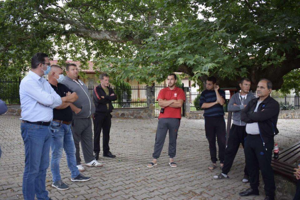 Трипуновски: Сточарите од Теово се жалат за неисплатените субвенции за оставеното женско јагне, и за ниската откупна цена на истото
