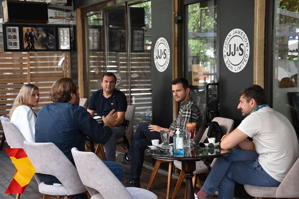 Муцунски на средба со Здружението на сопствениците на деловен простор во ГТЦ: Градскиот трговски е лошо управуван и менаџиран