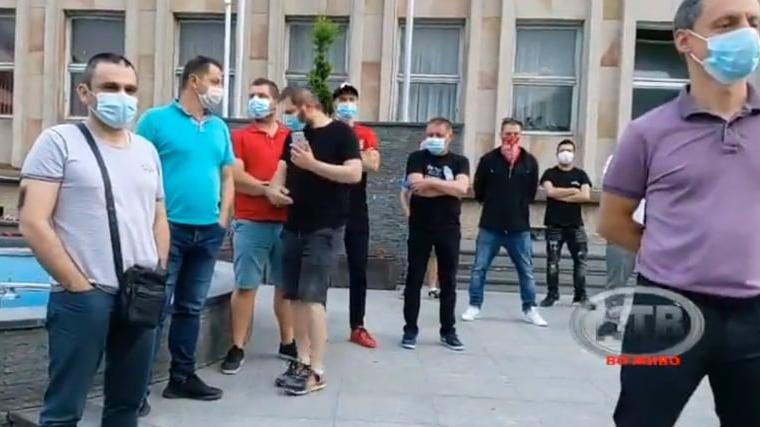 Угостителите од Кавадарци на протест: Мерките се неиздржливи, не можеме да исплатиме плата на вработените