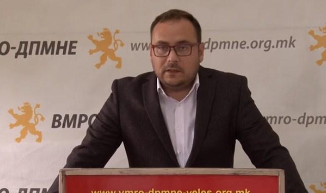 Здравковски: Владата на СДСМ нема капацитет да се справи со пандемијата
