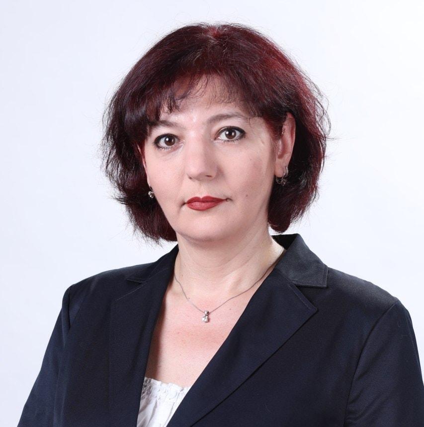 Кандидатот за пратеник Велика Стојкова Серафимовска на средба со спортските работници