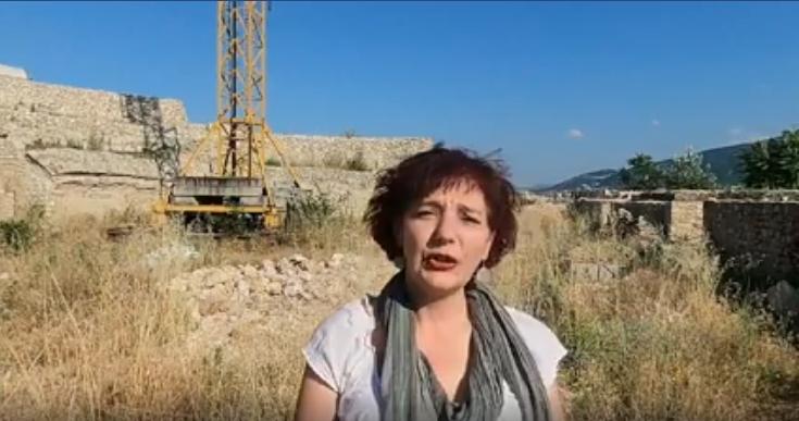 Стојкова Серафимовска: Скупи, заштитен како културно наследство, наликува на џунгла во која обраснаа ветувањата на СДСМ