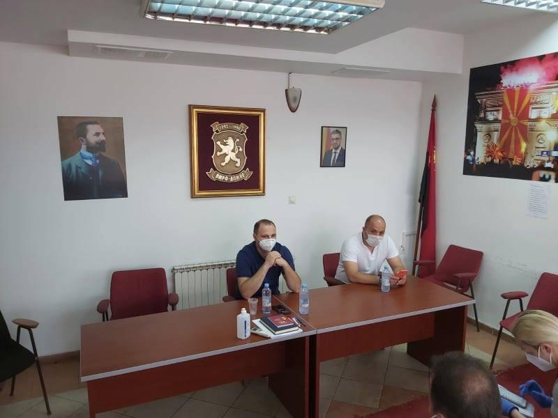 Мисајловски: ВМРО-ДПМНЕ се обврзува по победата на 15-ти јули да ги заложи сите капацитети од сферата на здравството, со цел подобрување на истото низ целата земја