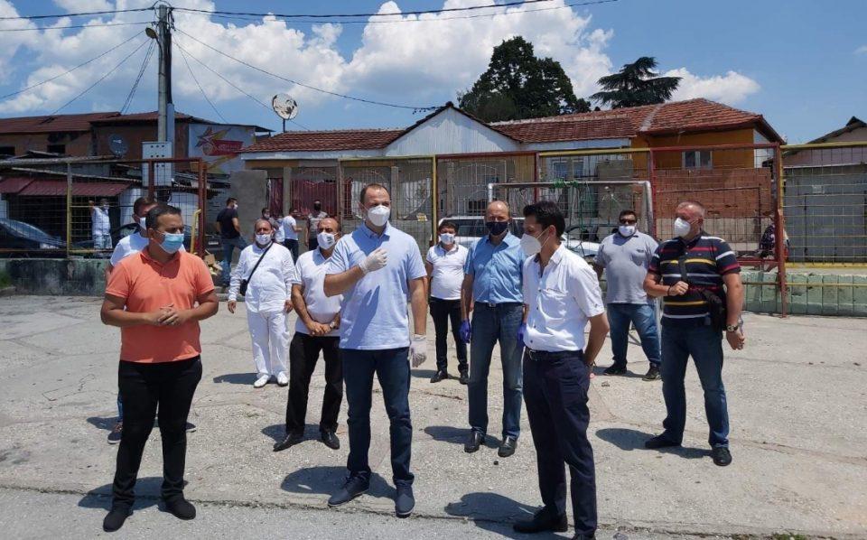 Мисајловски на средби со граѓаните во Шуто Оризари: Овие луѓе биле излажани и манипулирани од страна на СДСМ
