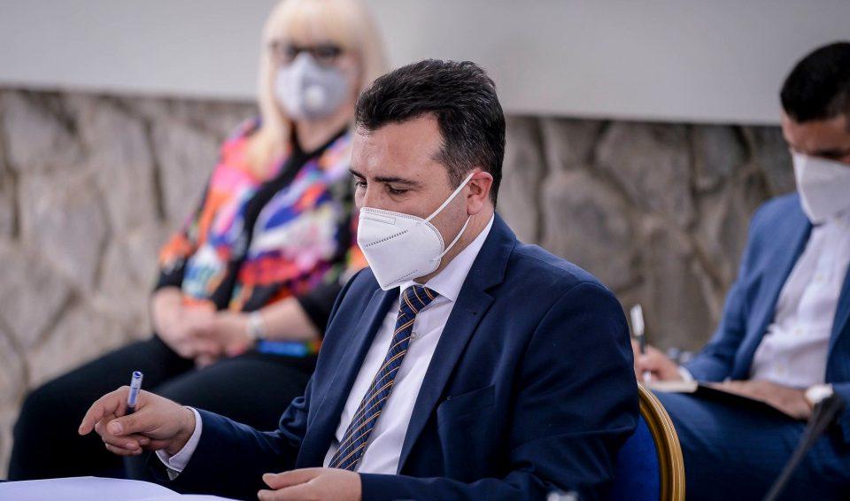 ВМРО-ДПМНЕ: Заев не може да се справи со кризата, неговите експерименти скапо чинат