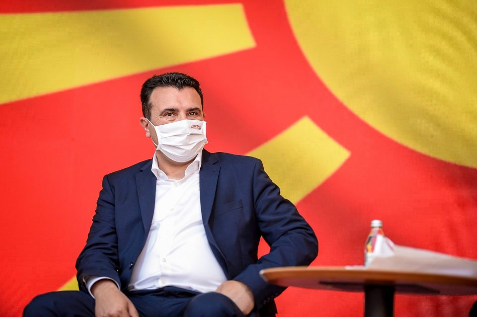 Мицкоски до Заев: Човекот обремен со случајот на поткуп и криминал не може да биде реформатор