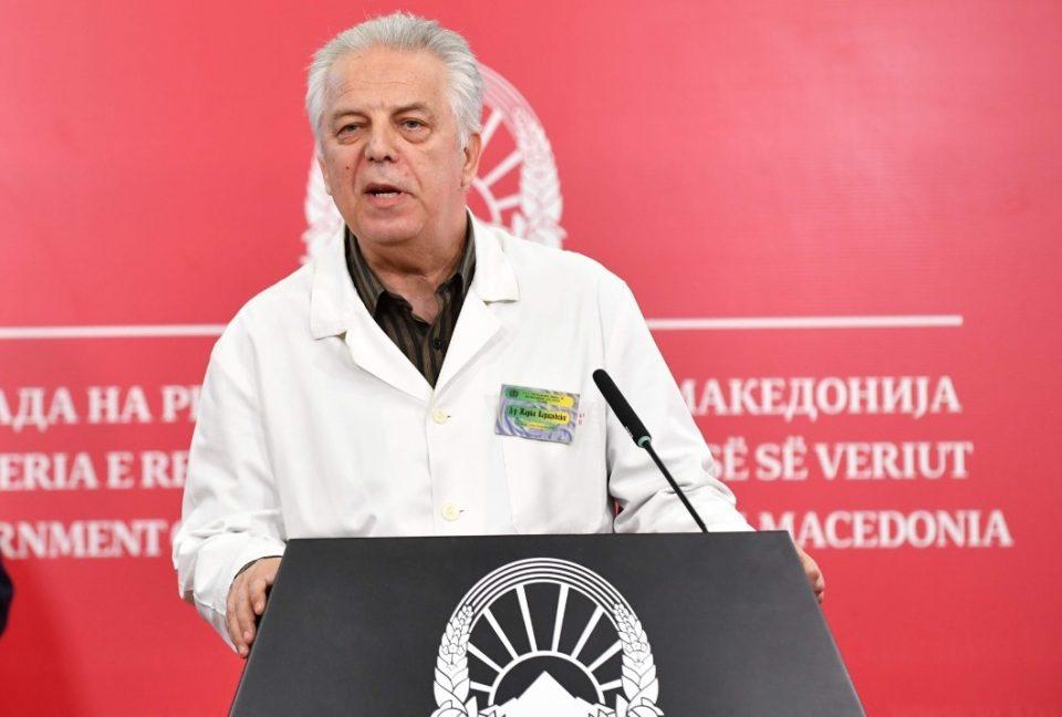 """Караџовски: Во последните три недели се случува еден """"бум"""" во бројот на новозаразени, во 5 градови состојбата е критична"""