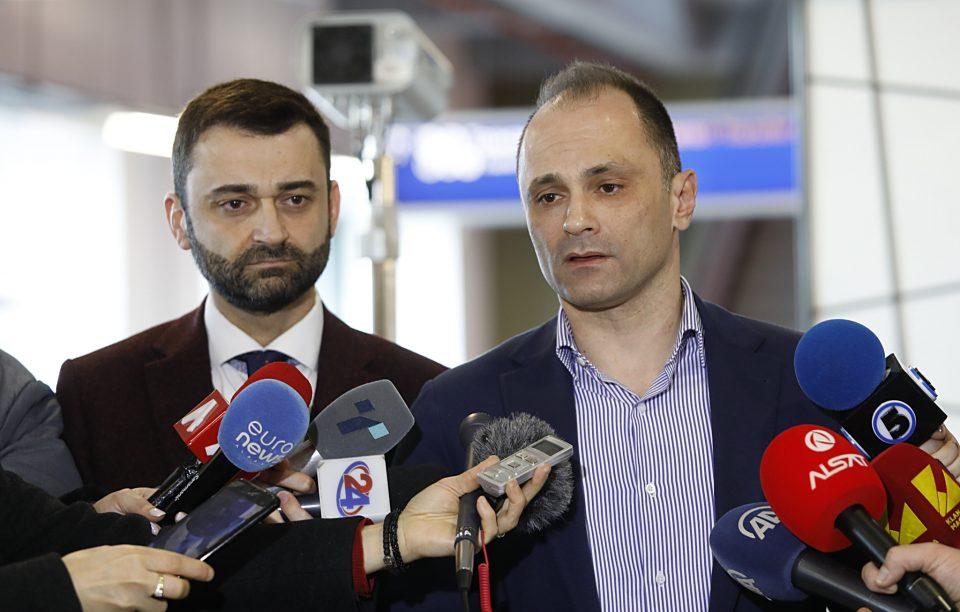 Зибери го предупреди Филипче: Престани да ја злоупотребуваш владината говорница за партиски цели на СДСМ!
