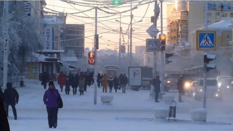 Во овој град буквално може да замрзнете: Измерена температура до -68 степени Целзиусови