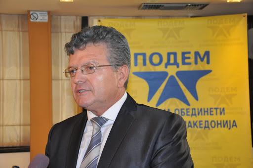 """Јанкуловски: Со програмата """"За обнова на Македонија"""" ќе се понуди поквалитетен и подобар живот за граѓаните бидејќи тоа го заслужуваат"""