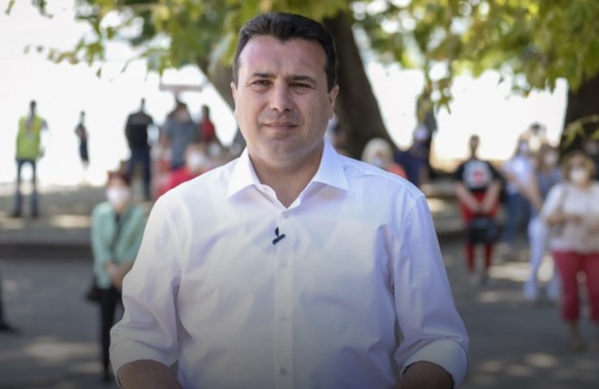 Заев на средби со граѓани во Радовиш