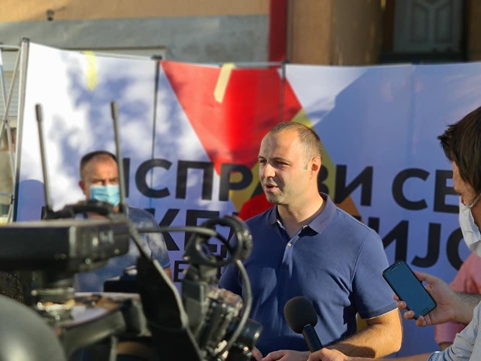 Мисајловски: Празни ветувања, лаги и манипулации, тоа е се што СДСМ направило општо низ целата држава