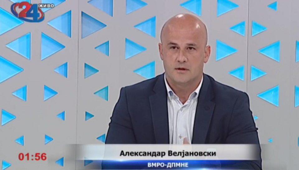 Велјановски: Постои Јавна установа во Тетово која не функционира, а СДСМ во неа има вработено повеќе луѓе од просечна државна установа