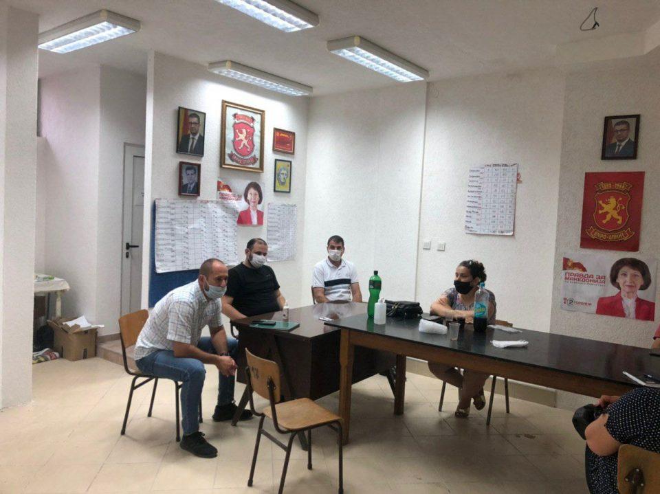 Ѓорѓиевски: За нешто помалку од две недели доаѓа ВМРО – ДПМНЕ повторно да ја исправи, да расчисти со криминалците и Македонија повторно да биде горда и силна
