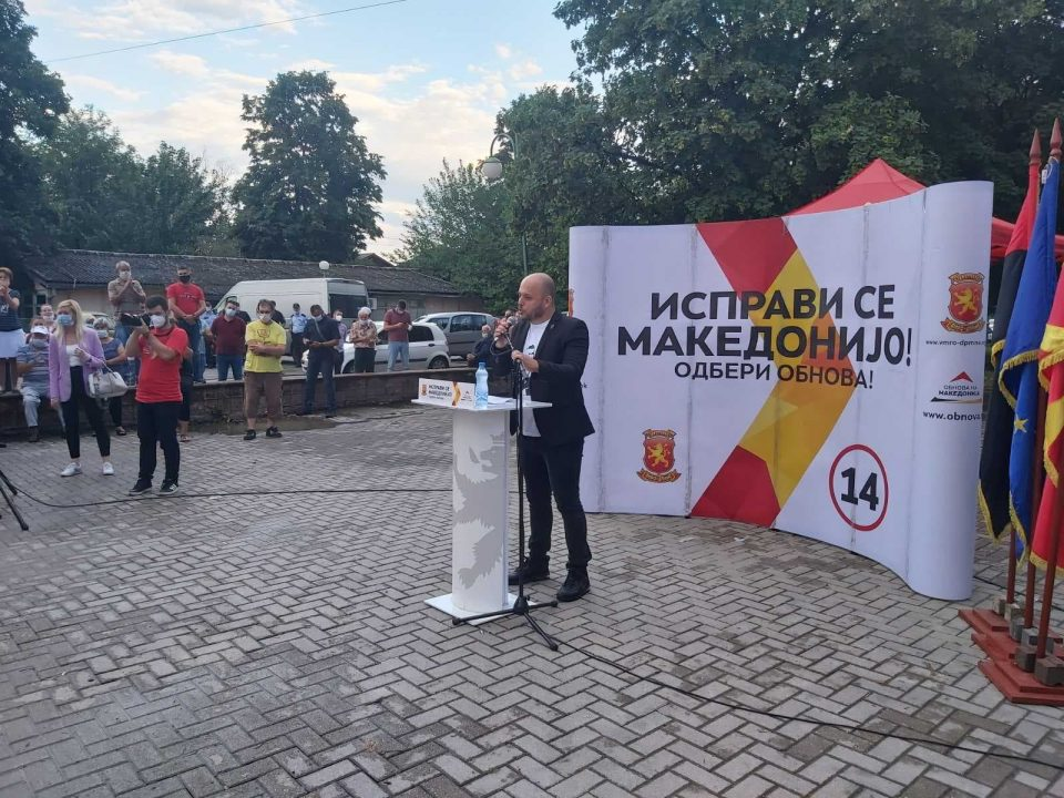 Костовски ја престави програмата пред бутелчани