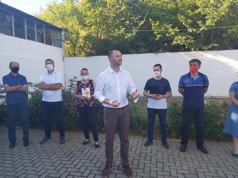 Мисајловски: Населението во Брњарци е расположено за победа во пресрет на парламентарните избори на 15-ти јули