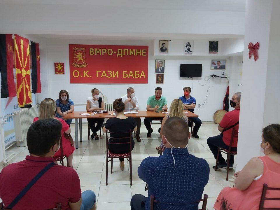 Мисајловски: Образованието ќе биде приоритет за ВМРО-ДПМНЕ
