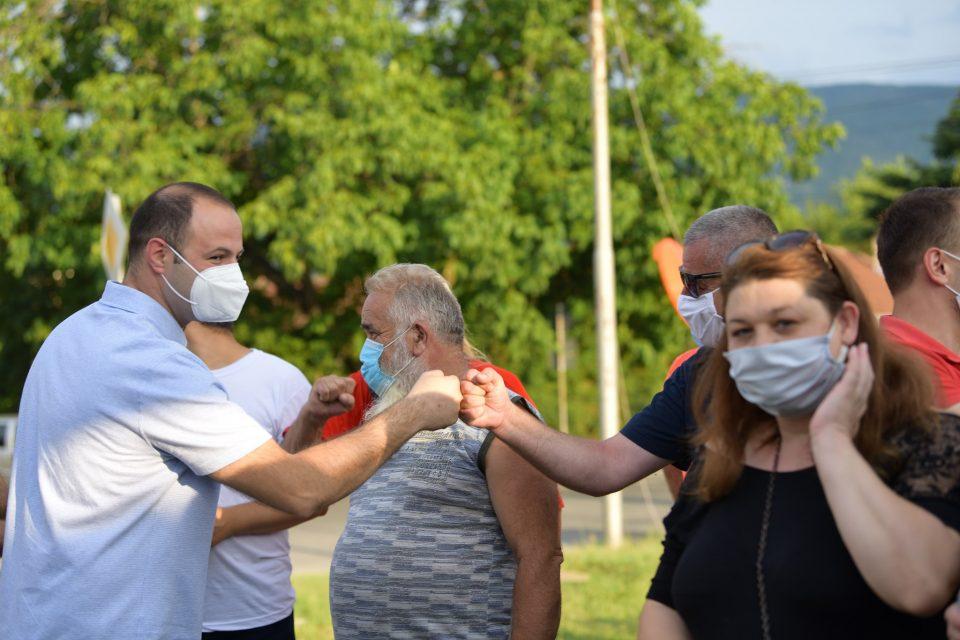 Мисајловски: Во Република Македонија мора да завладее правото и правдината и државата да почне да чекори напред