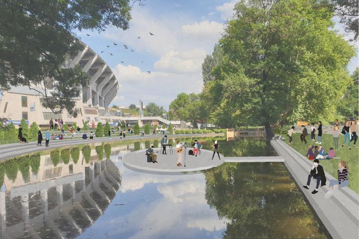 Град Скопје ги објави трите нови летни сцени во Градска парк