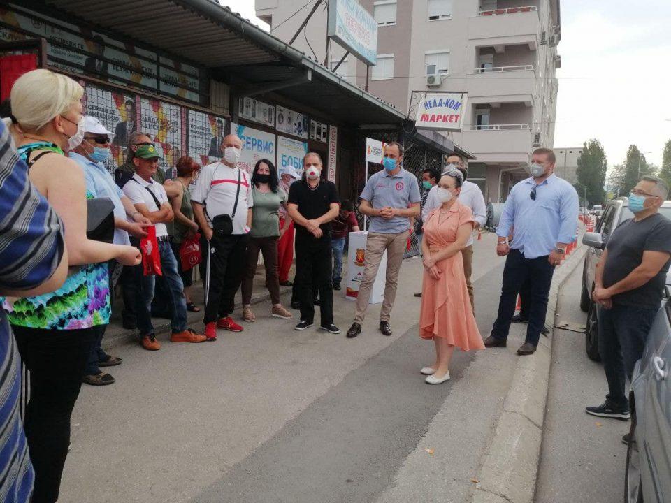 Мизрахи: На Куманово му е потребна обнова, обнова која е предвидена во програмата на ВМРО-ДПМНЕ
