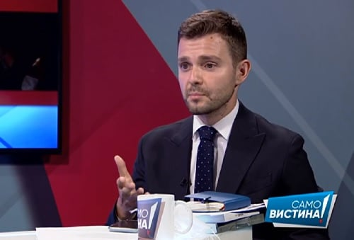 Муцунски: Според ММФ три години сме единствена земја во регионот којашто има пад на животниот стандард, со СДСМ на власт тоа ќе продолжи