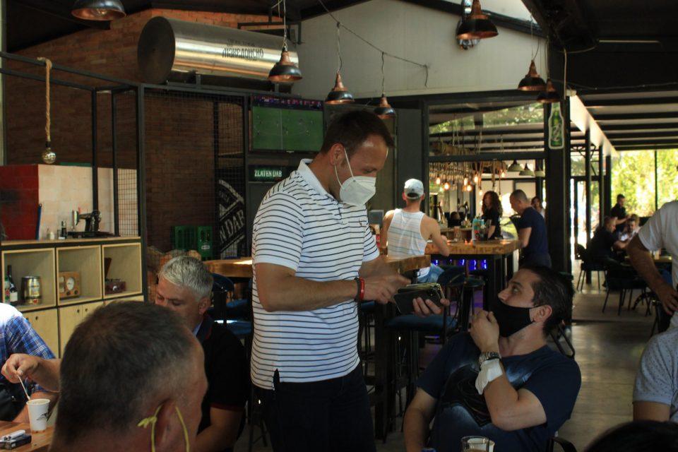 Јанушев: ВМРО-ДПМНЕ се обврзува дека ќе инвестира во спортистите