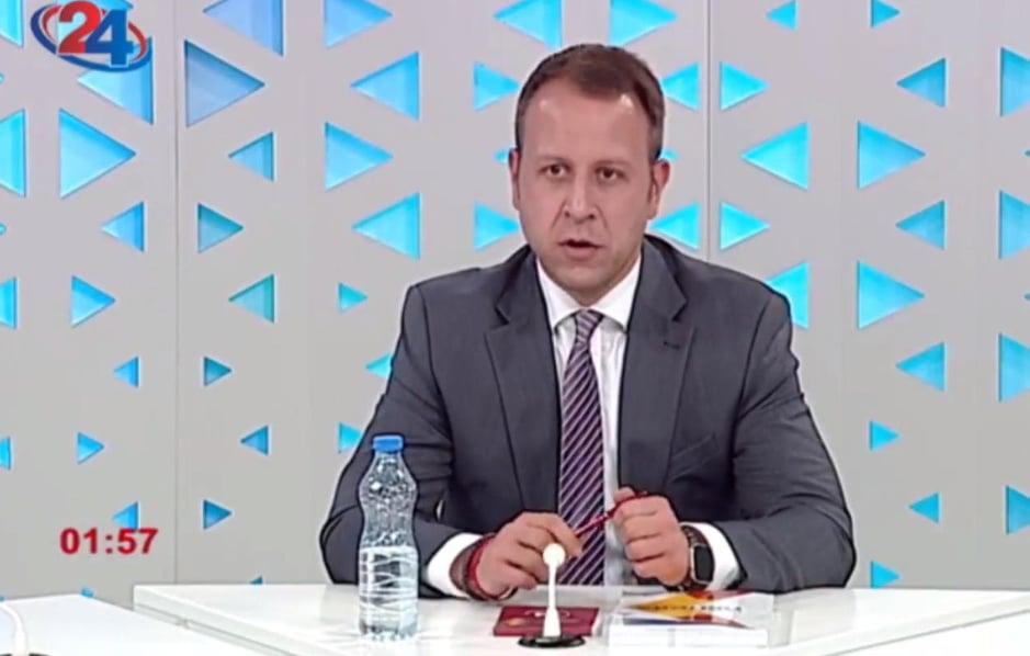 Јанушев: Бесплатна гасификација до секој дом, финансиската помош и 4 милијарди евра инвестиции за економскиот развој