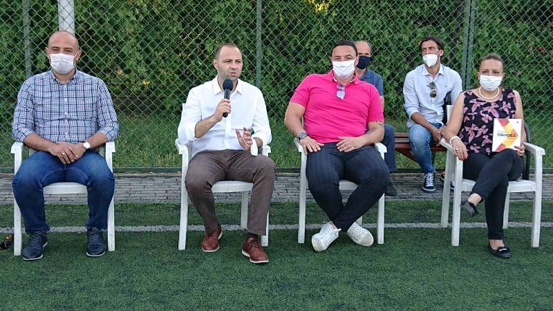 Мисајловски: Спортистите се амбасадори на нашата татковина и тие мора да бидат вреднувани за својот труд