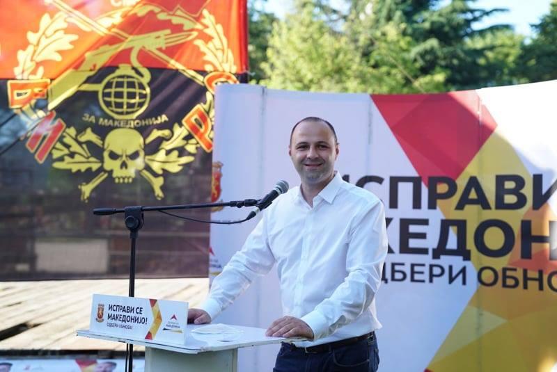 Мисајловски: Чаирчани не смее повеќе да бидат граѓани од втор ред во сопствената држава и ние ќе се бориме за тоа