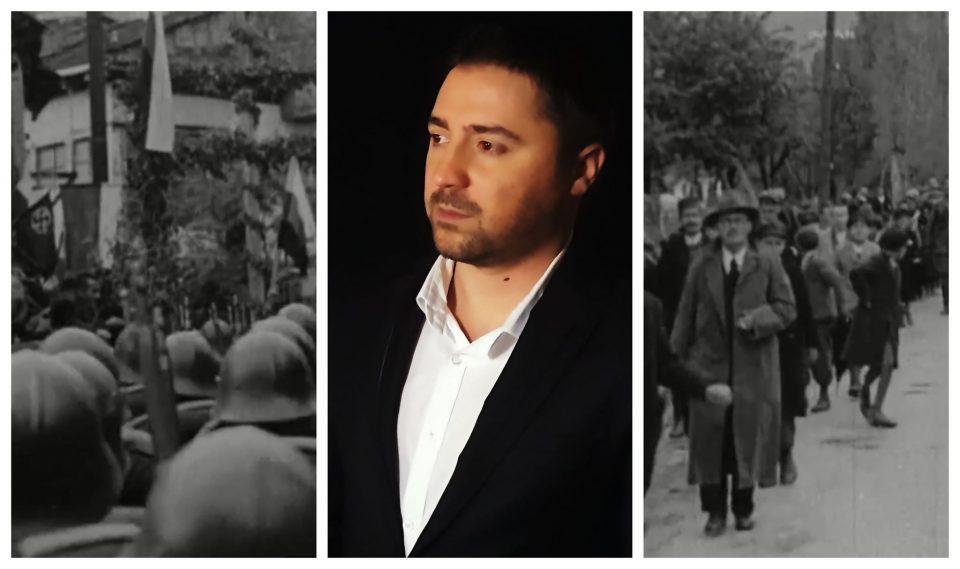 """Сета болка на македонскиот народ испеана во една песна: """"Земјо Мила""""  во ново руво благодарение на пејачот Даниел Крстески (ВИДЕО)"""