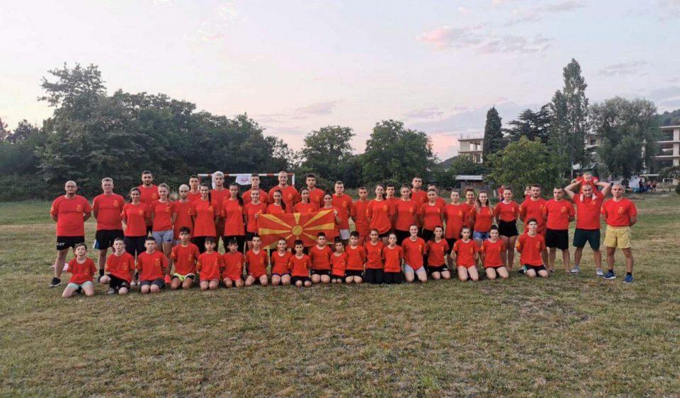 ФОТО: Македонската Таеквондо Федерација организира врвна класа тренинг камп во Охрид