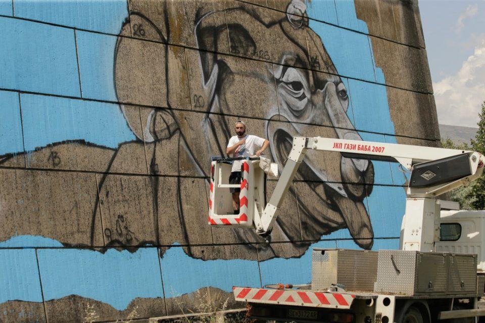 15. АКТО Фестивал за современи уметности продолжува во Домот на култура во населба Ченто