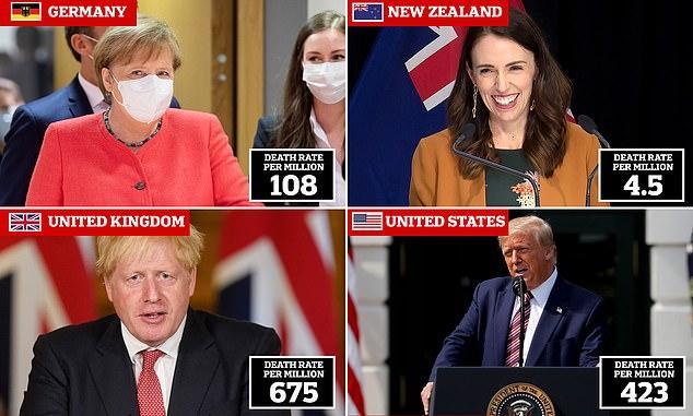 Жените се подобри лидери во пандемијата
