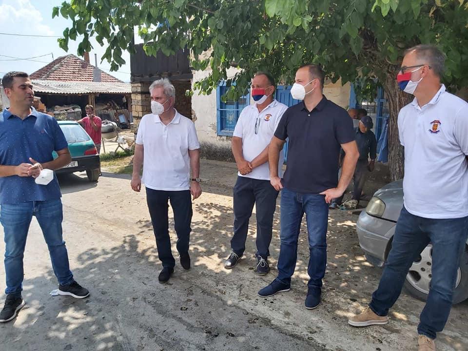 Мисајловски од Кучевиште: Граѓаните тука сакаат обнова и што поскоро државата да тргне напред