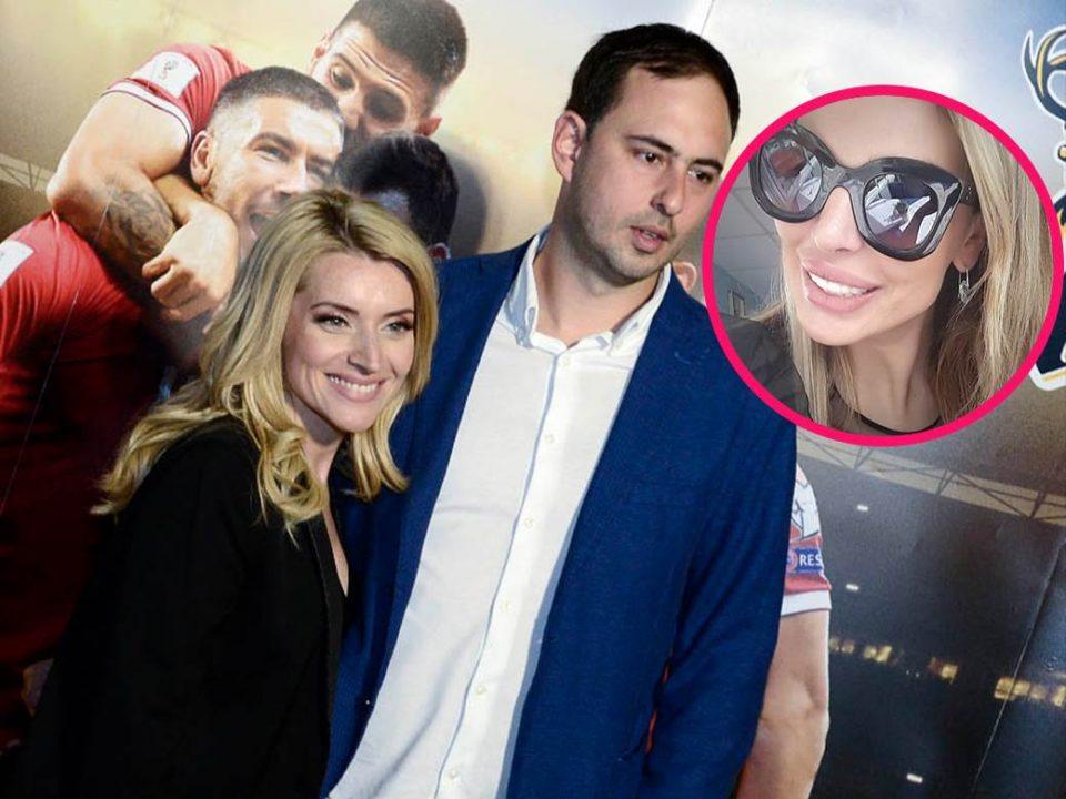 Ава Карабатиќ се огласи по шпекулациите дека имала афера со сопругот на Анѓелка