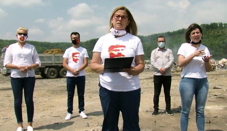 Стојаноска: По 15 јули новата влада на ВМРО-ДПМНЕ ќе се залага за решавање на проблемот со депонијата Русино