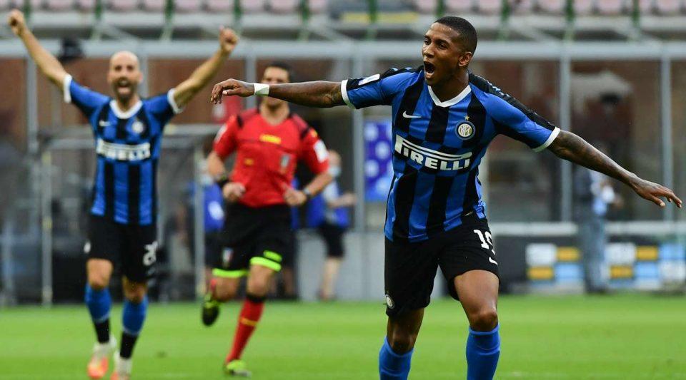 """ВИДЕО: Интер ја """"меле"""" Бреша со 3-0, еден гол вреди да се погледне"""