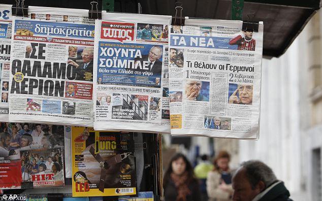 Грчките медиуми со нескриено задоволство известуваат за неофицијалните резултати во Македонија