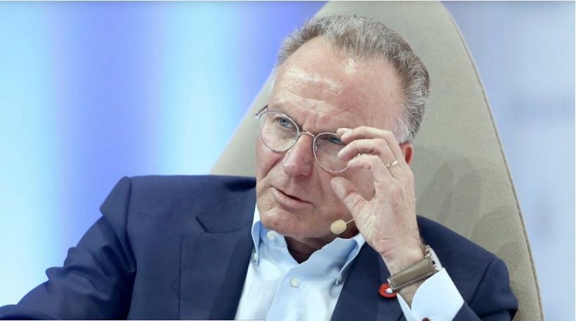 Румениге: Целта на Баерн е да ги привлече најдобрите германски репрезентативци