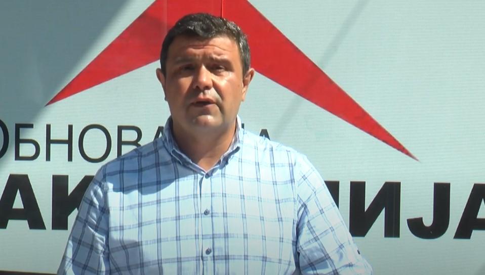 Мицевски: Новата влада на ВМРО-ДПМНЕ ќе одвои 2.5 милијарди денари годишно за спортот