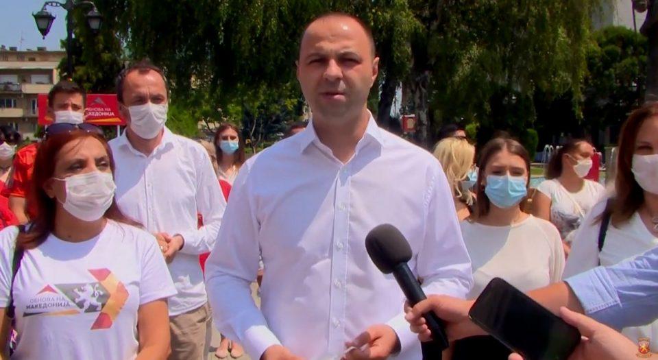 Мисајловски: Се обврзуваме да го донесеме законот за потекло на имот на политичари