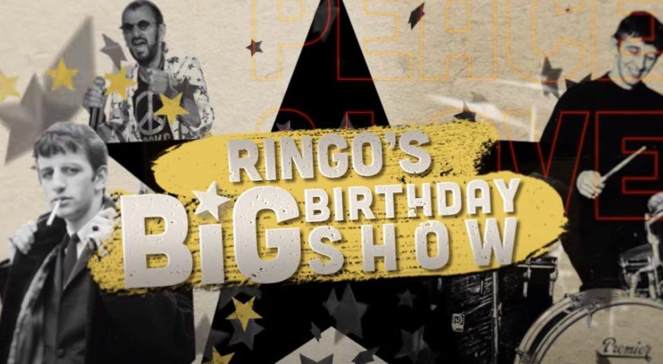 ВИДЕО: Ринго Стар го прослави својот 80. роденден со специјално шоу