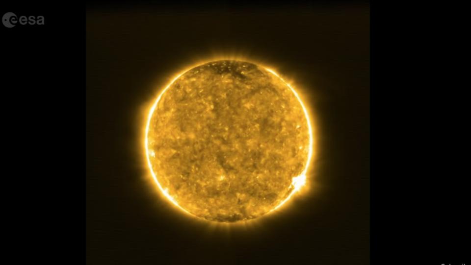 (Видео) НАСА ги објави досега најблиските фотографии од Сонцето