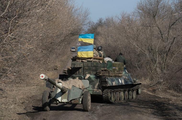 Од понеделник прекин на огнот меѓу украинските сили и проруските сепаратисти во источна Украина