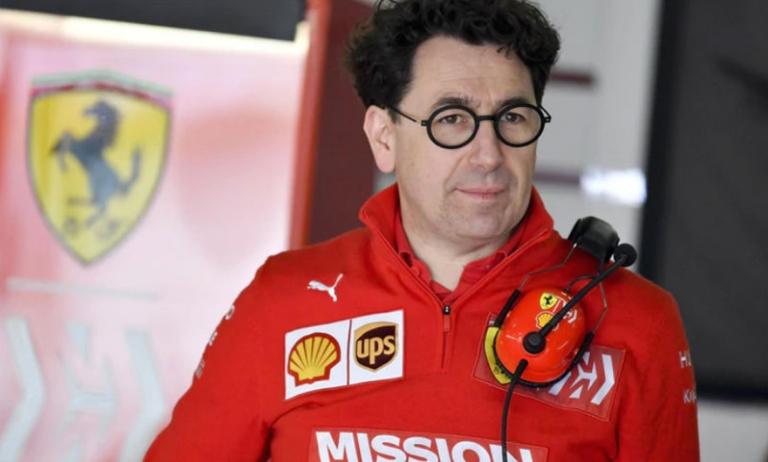 Биното пред отказ во Ферари